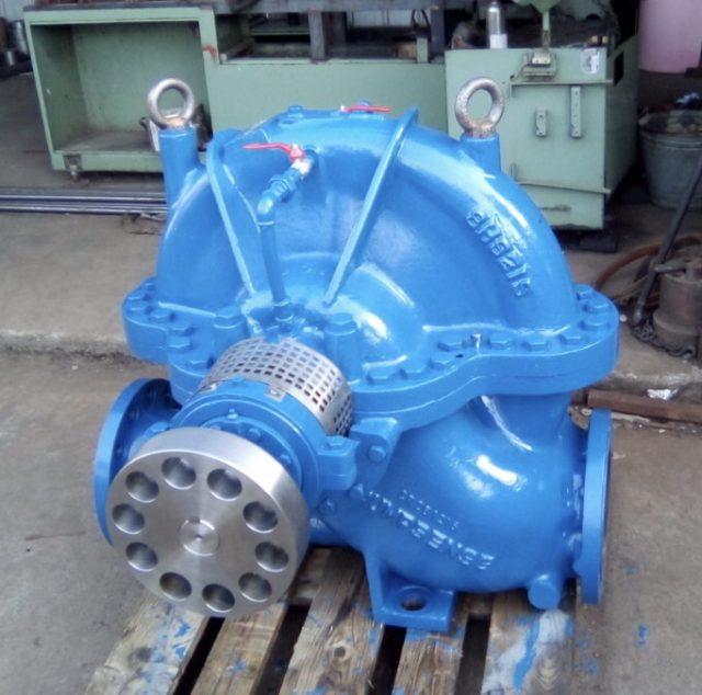 Remont centrifugalne pumpe