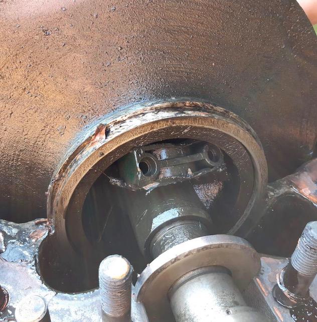 Remont centrifuglane pumpe