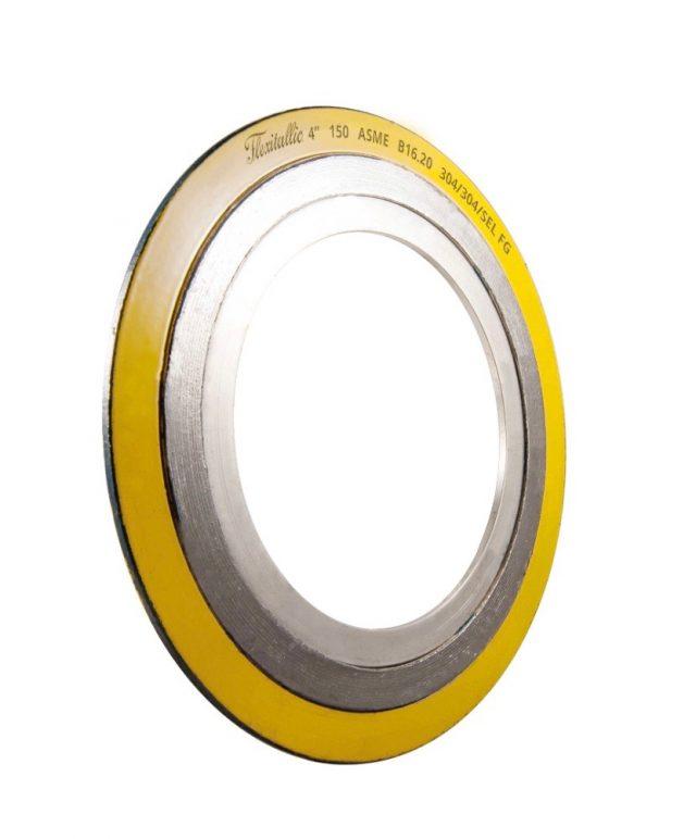 Tip CGI - Spirometalni zaptivač sa unutrašnjim i spoljašnjim centrirajućim prstenom